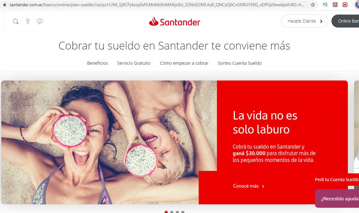 Cuáles Son Las Ventajas de Plazo Fijo en Santander Rio